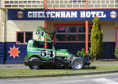 Chelty Stock car